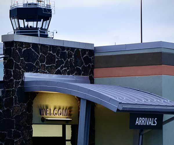 Twin Falls Airport