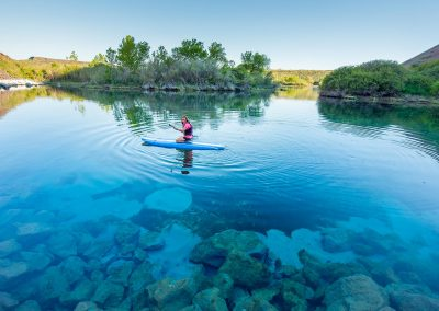 Paddle Board Ponds