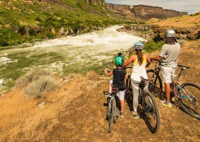 Snake River Biking Trail