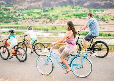 Twin Falls Bicycle Path