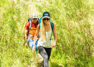 Hiking in Idaho