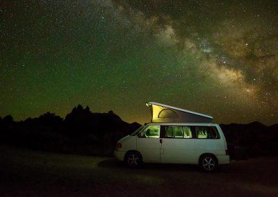 Night Sky Star Gazing