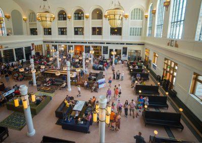 Denver Union Station Great Hall