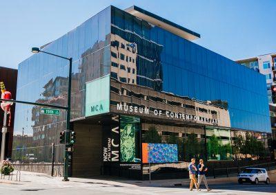 Museum of Contemporary Art Exteriors