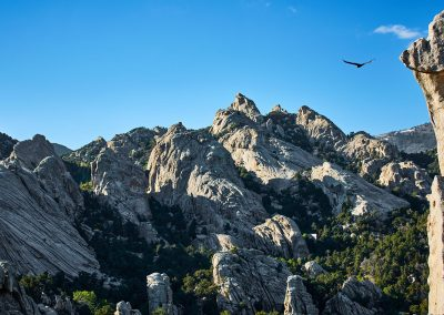 City of Rocks National Reserve in Almo, ID