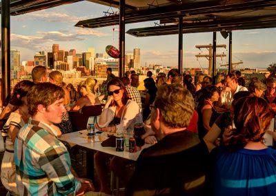 Linger Rooftop Bar